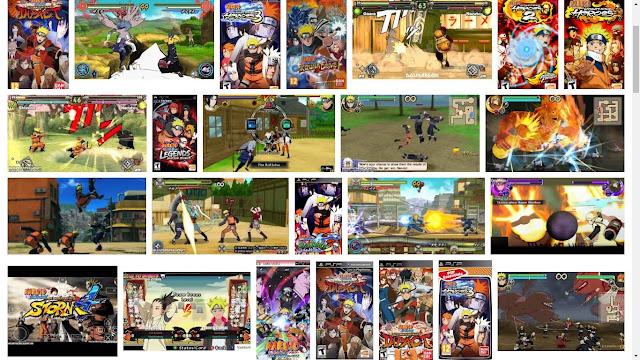Naruto Shippuden, game dari Masashi Kishimoto