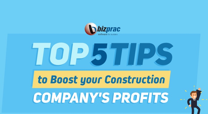 Tips to Maximize Construction Business Profits