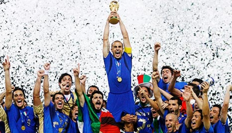 Italy Win world Cup  Final four times 1930-2018