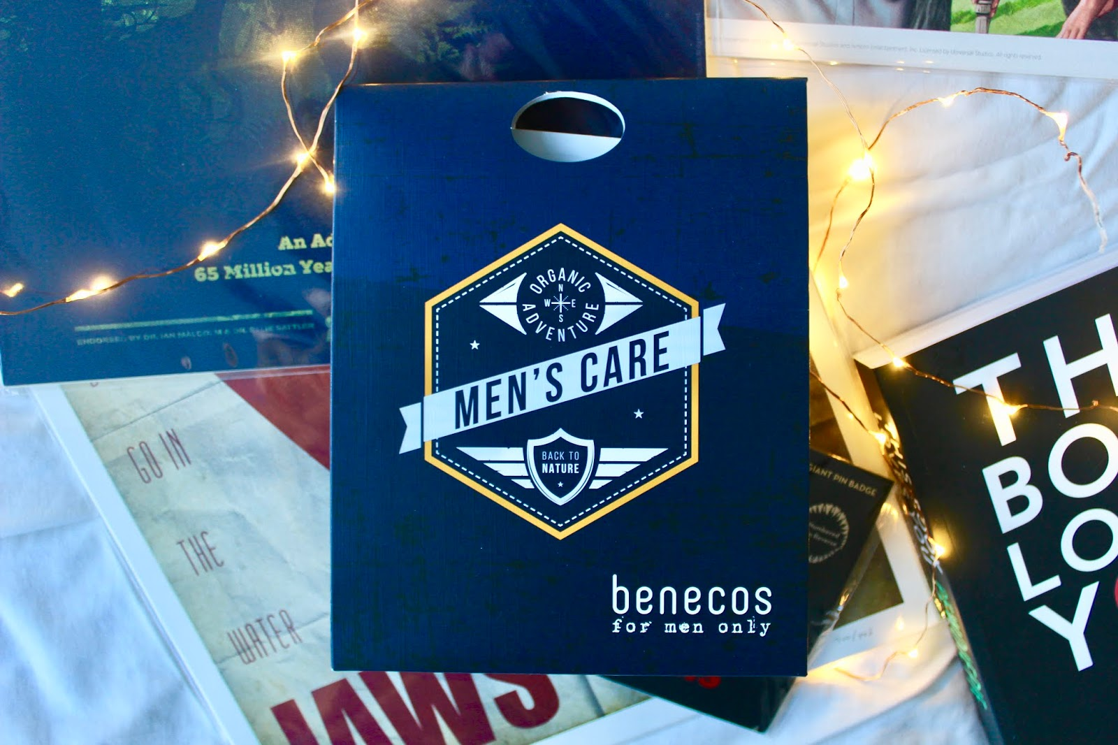 A benecos 'for men only' gift set