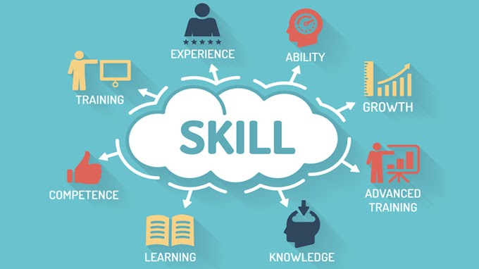 Suggest in brief five means of skills Development in India.