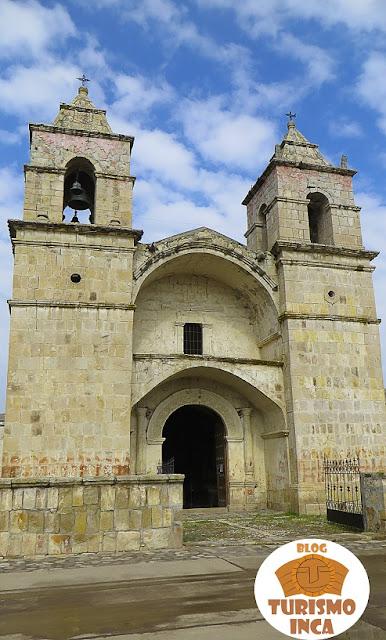 Iglesia Callalli - cañón del Colca