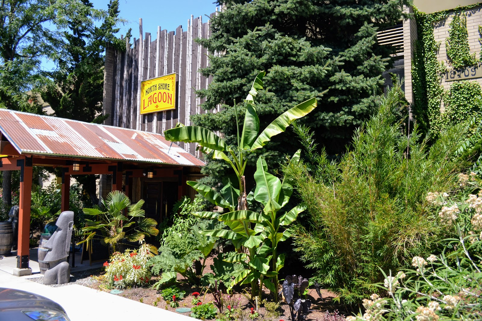 The Outlaw Gardener: McMenamins - Gardens at the Anderson School