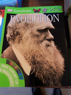 Charles Darwin Image By Simon Brown.