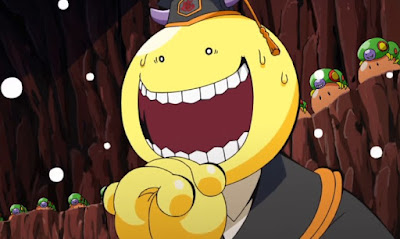 Koro-sensei Quest! Episode 8 Subtitle Indonesia