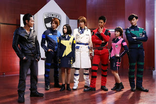 Image result for dekaranger gavan