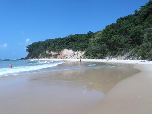 praia do madeiro pipa