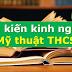 SÁNG KIẾN KINH NGHIỆM MÔN MỸ THUẬT THCS (Skkn Mỹ thuật 6, 7, 8, 9)