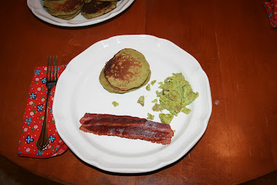 dye free green eggs and ham Dr. Seuss birthday celebration