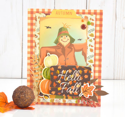 Fall Break Card | Carta Bella