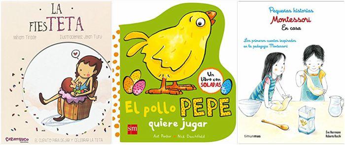 selección mejores cuentos y libros infantiles del 2017 según los niños, preferidos