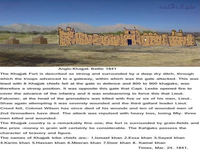 Khajjak Fort