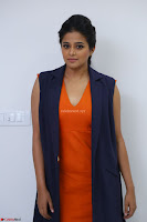 Priyamani in Beautiful Short Deep neck Orange Dress ~  Exclusive 28.JPG
