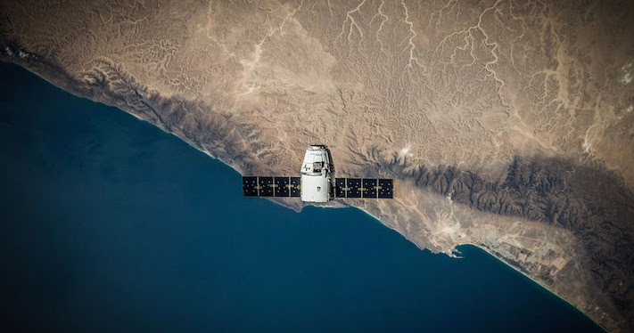 SpaceX is ready to test Internet service satellites.