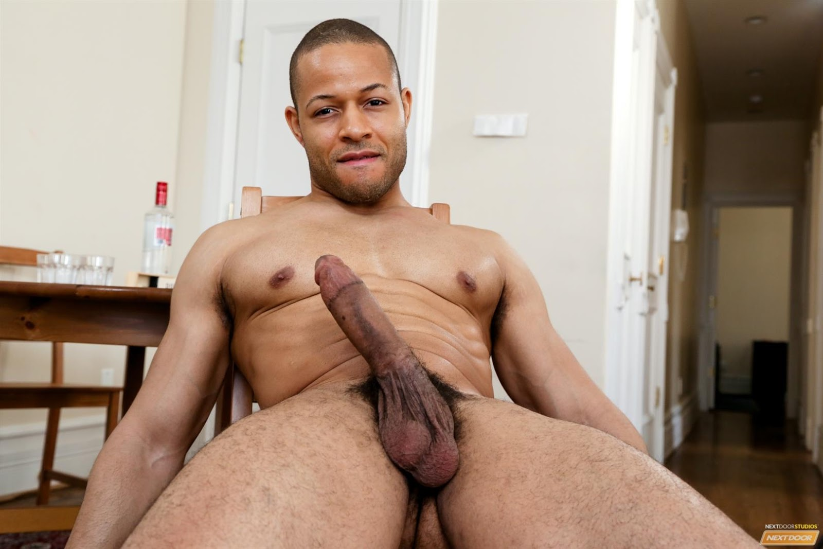 Big black dick gay tube