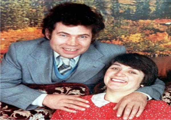 Fred dan Rosemary West
