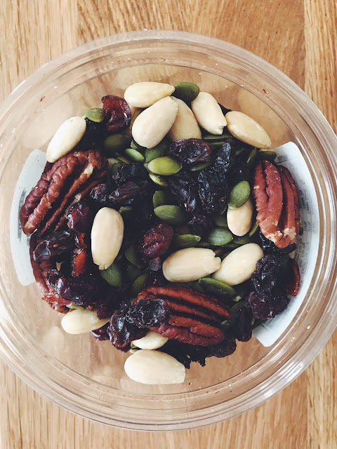 May 2017 Favorites | Trail Mix (Paleo)