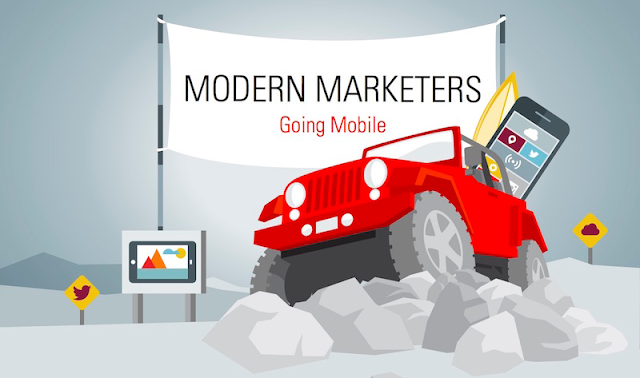 Modern Marketers Going Mobile