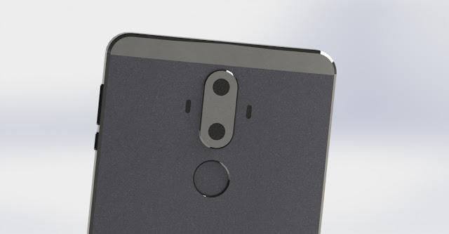 Huawei Mate 9 renders leaked online