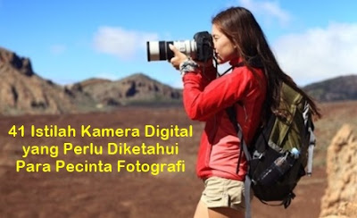 istilah kamera digital