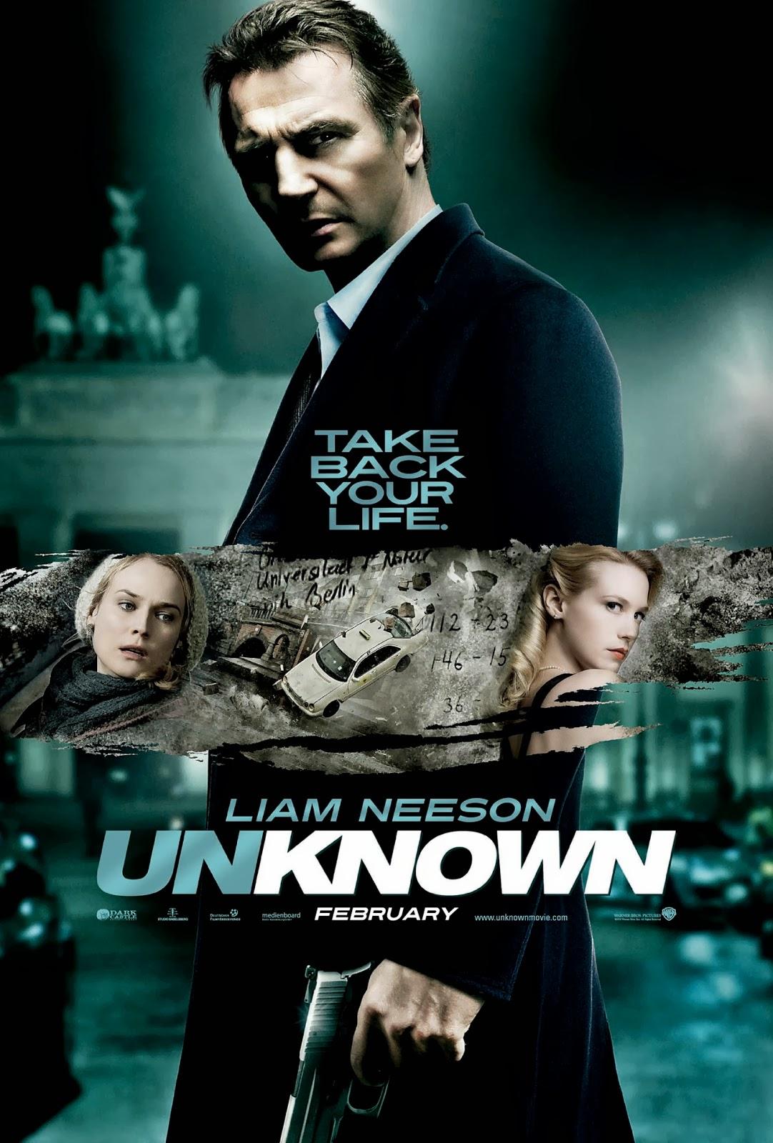 Liam Neeson's Action Movie Marathon - Taken, The A-Team ...