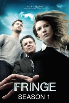 Fringe 1ª Temporada Torrent - BluRay 720p Dual Áudio