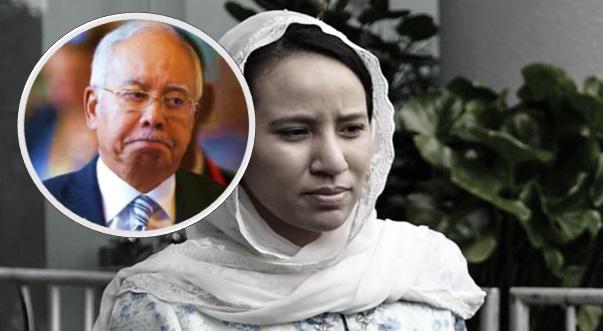 Anak perempuan risau Najib akan bermalam di penjara esok