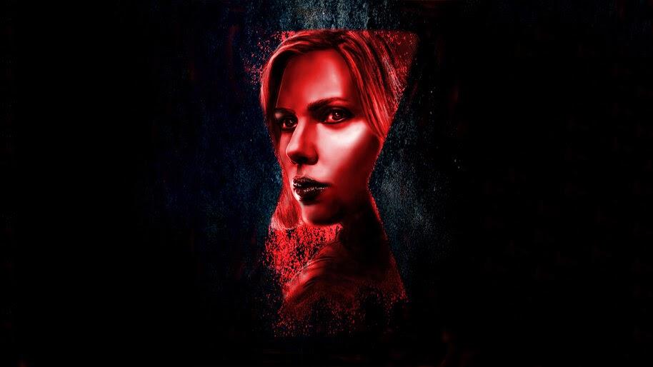 Black Widow, Movie, 2020, 4K, #7.1583