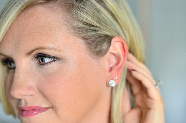 I Have Been Looking For A New Pair Of Diamond Stud Earrings While And It Was Perfect Timing When Anjolee Jewelry Reached Out To Me Write This Post