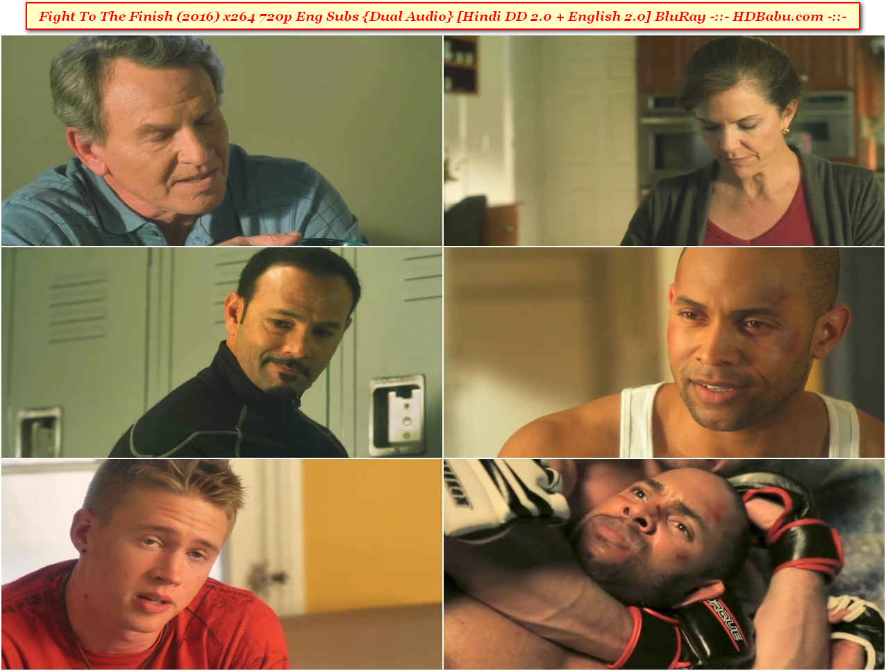 Fight to the Finish Hindi Dual Audio Full Movie Download
