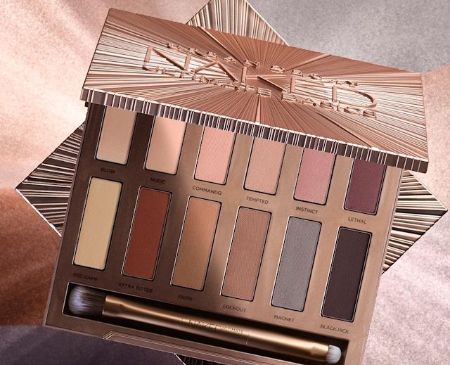 Urban Decay Naked Ultimate Basics Palette for Fall 2016
