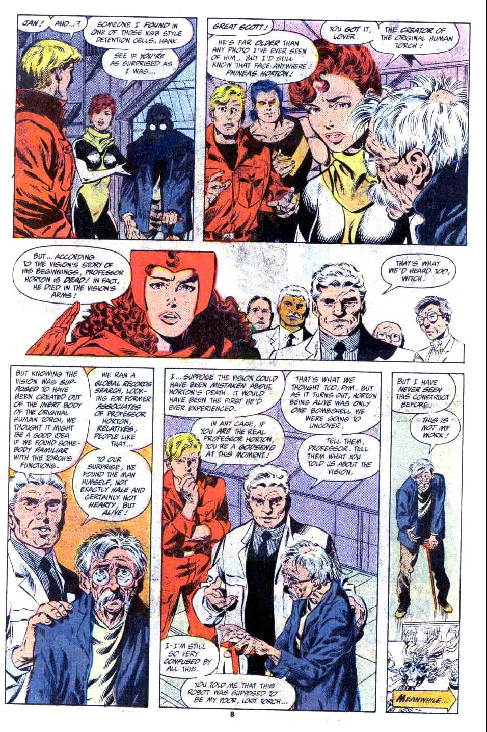 Captain America (1968) Issue #354b #287 - English 7