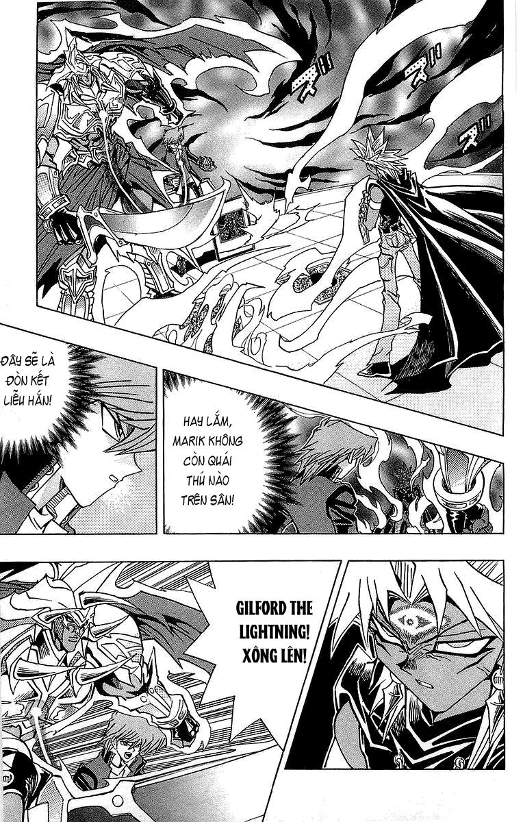 YUGI-OH! chap 248 - kỹ năng đặc biệt thứ 3 của thần ra trang 6