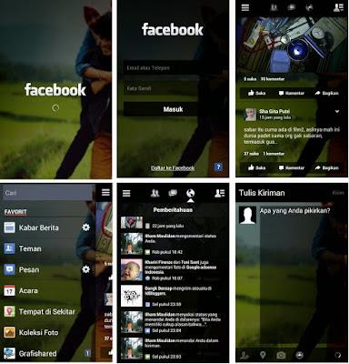 Aplikasi Facebook Mod Terbaru