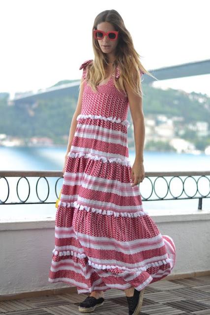 Dodo Bar Or Amal Dress Vestido