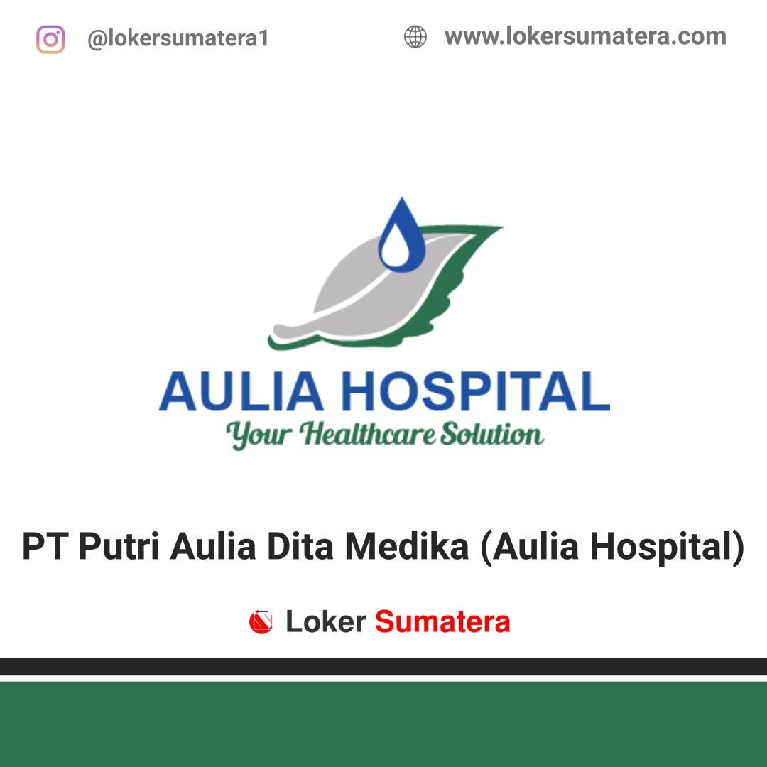 Lowongan Kerja Pekanbaru: Aulia Hospital November 2020