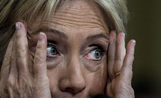 Is Hillary Really This Delusional? She Blames FBI, Wikileaks For Loss. Again. For the Millionth Time