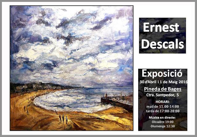 ART AL JARDI-EXPOSICIÓ-PINTURA-ARTISTA-PINTOR-ERNEST DESCALS-PINEDA DE BAGES-MANRESA-EXPOSICIÓNS-PINTORS-CATALUNYA