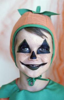 Imagini Cu Picturi Pe Faţă De Halloween