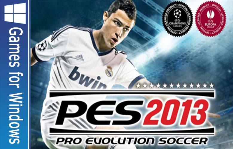 Pro Evolution Soccer 2013 gamerzidn