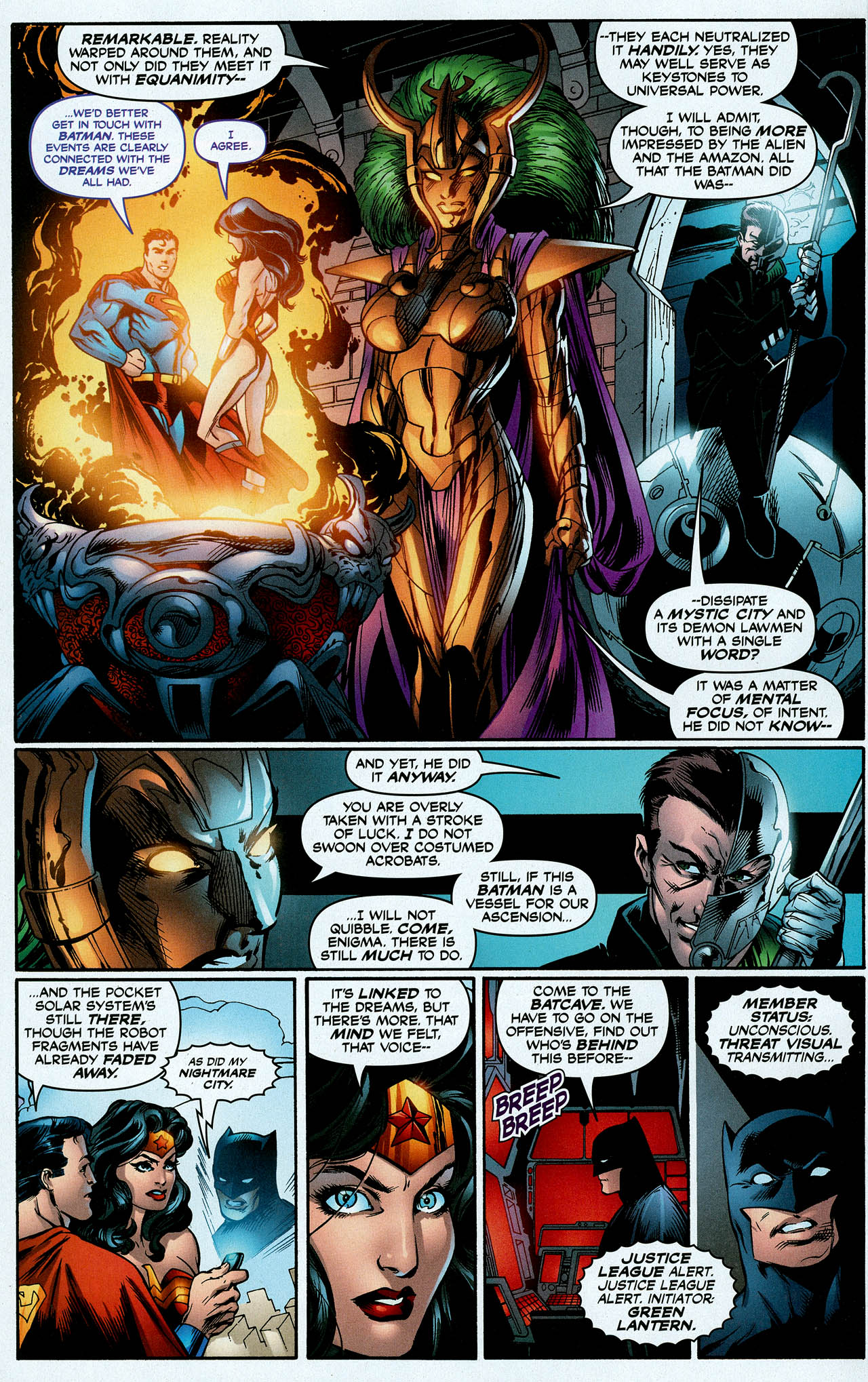 Read online Trinity (2008) comic -  Issue #2 - 17
