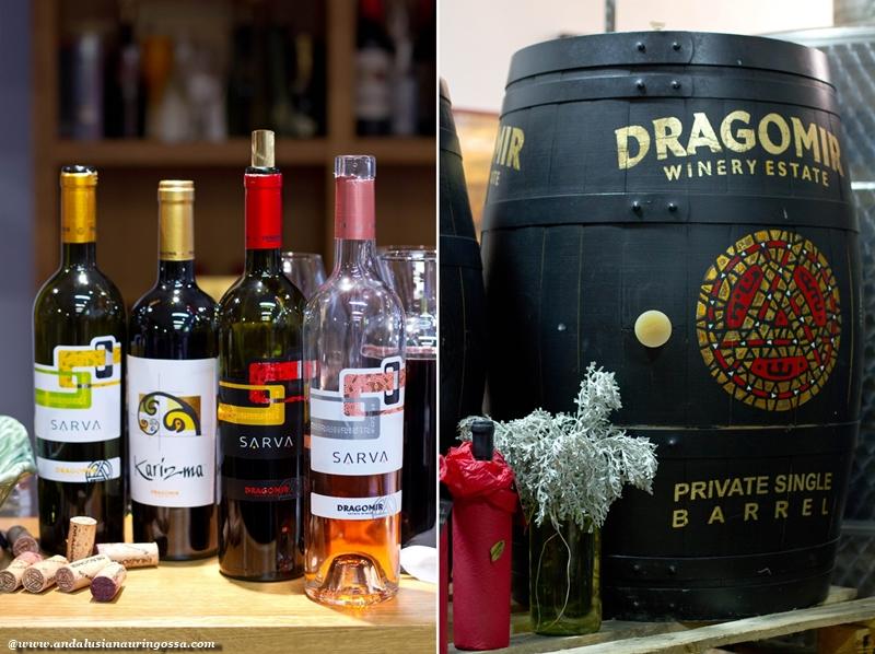 Andalusian auringossa_viinimatkalla Bulgariassa_Dragomir