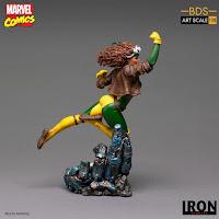 Figuras: Dinámica figura de X-Men Battle Diorama Rogue - Iron Studios