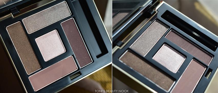 avon luxe glamorous roses eyeshadow palette