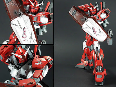 Battle Damage, karena Gundam yang mulus masih belum cukup greget
