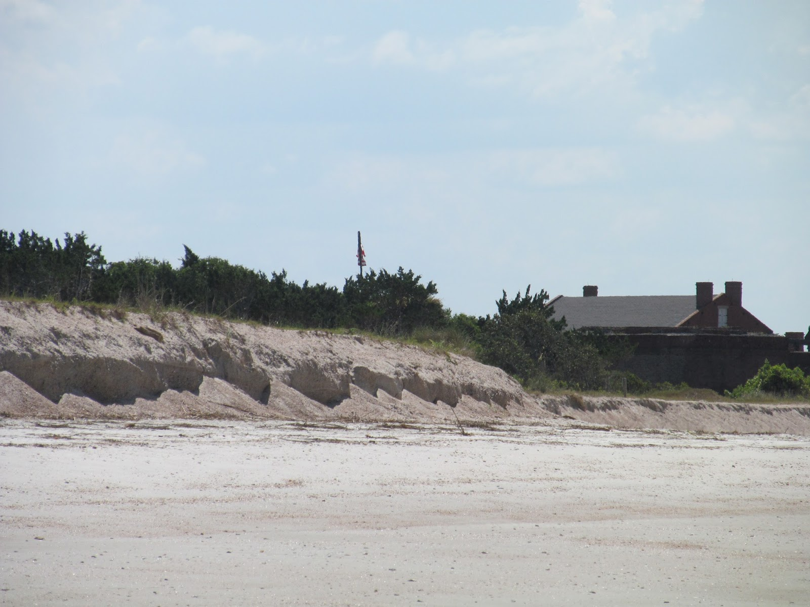 Fort Clinch State Park Beach