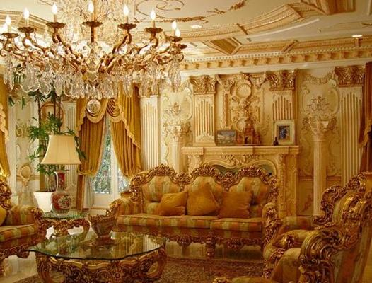 Aishwarya Rai Hot: shahrukh khan house interior