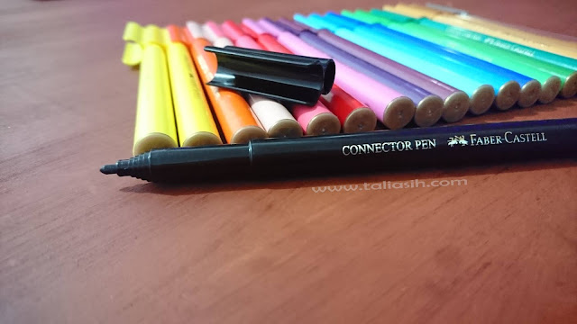Connector Pen Faber Castell