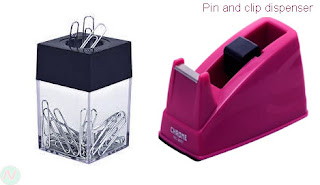 pin and clip dispenser
