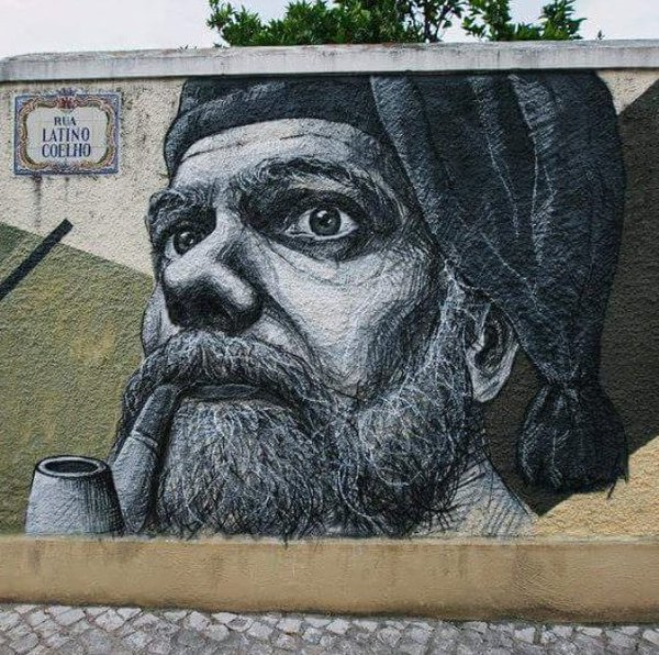 Images gallery (#45) of street art, the best unauthorized art